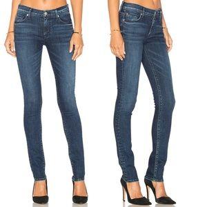 HUDSON Mid Rise Skinny Jeans - Size 28